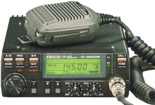 Radio ICOM IC-3200